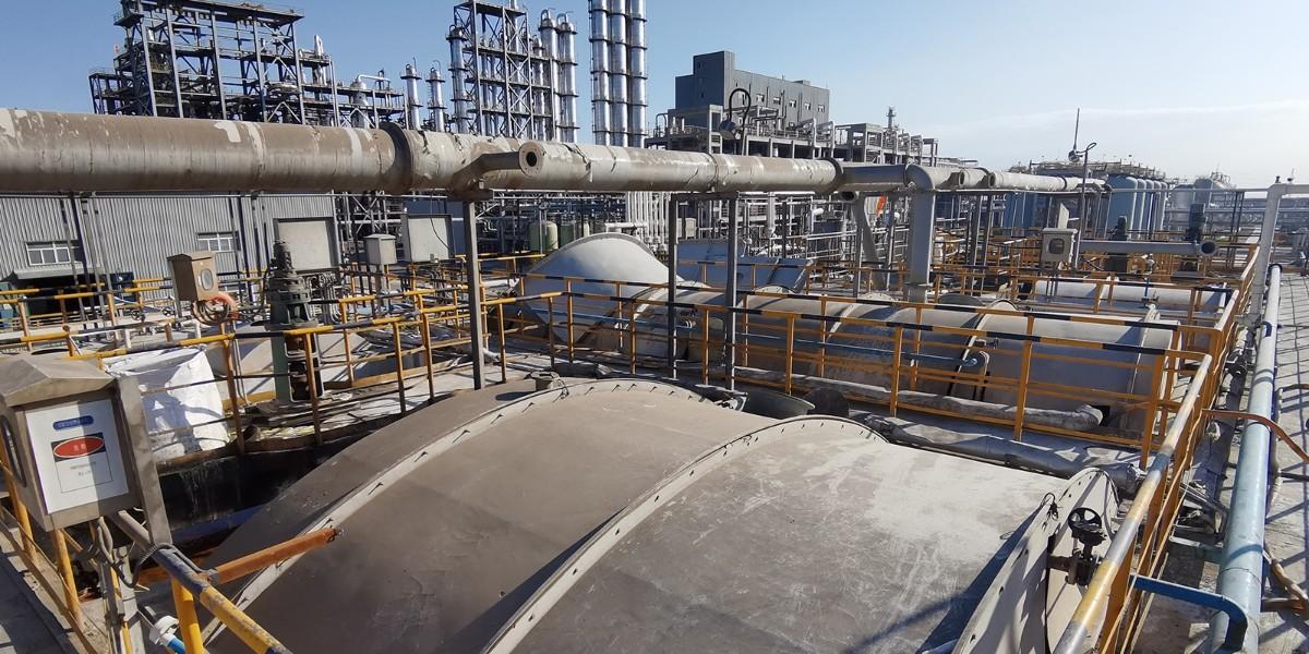 安徽科立华有限公司污水污泥治理提升EPC总承包项目