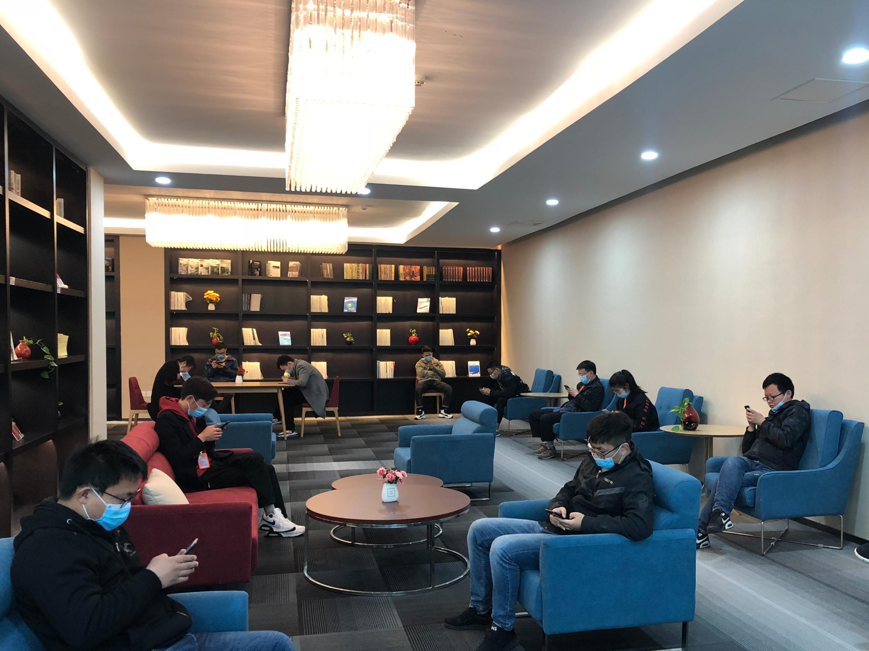 蓝必盛-图书馆