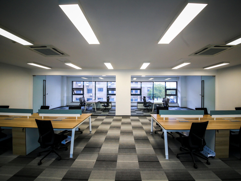 蓝必盛-企业办公环境