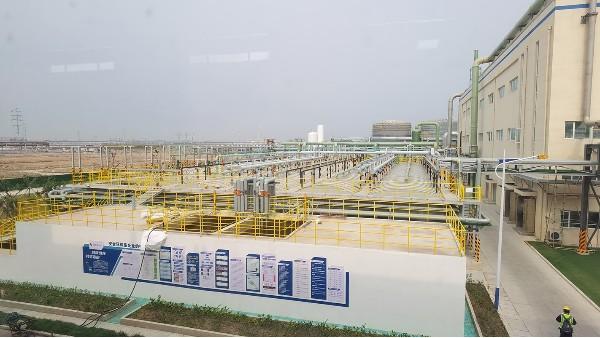 蓝必盛AOP高级氧化技术处理新材料废水有哪些工程案例?