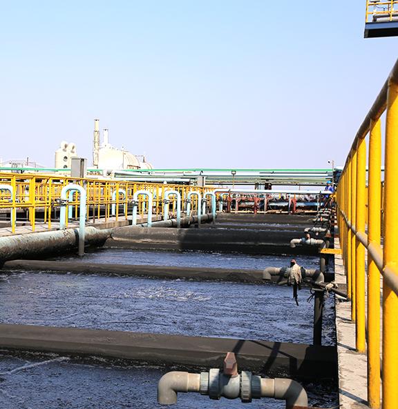 高浓度化工废水治理